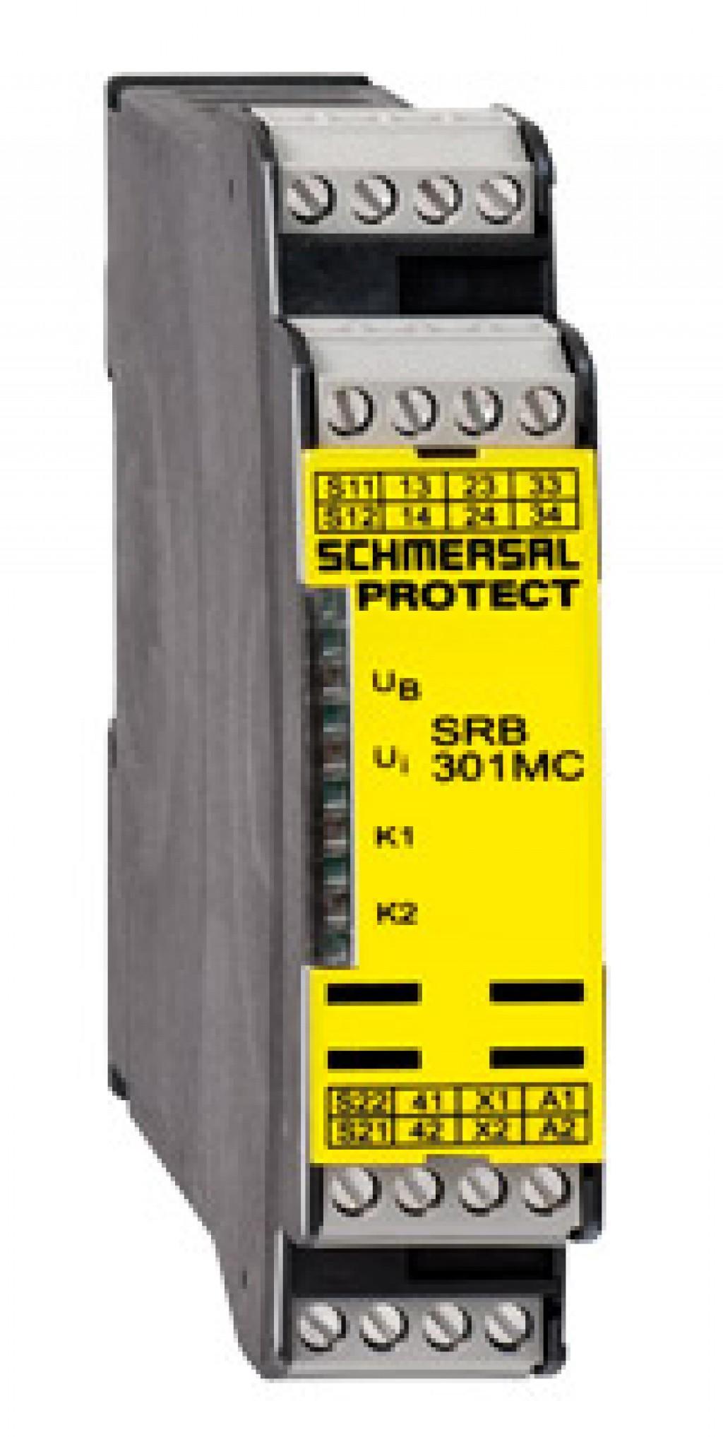 Rele de Segurança SRB301MC