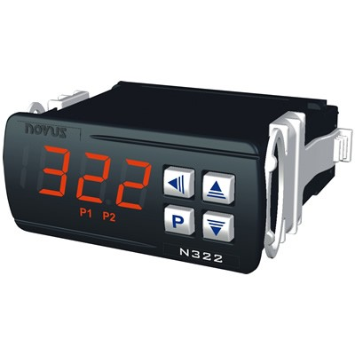 Controlador de Temperatura N322 Novus