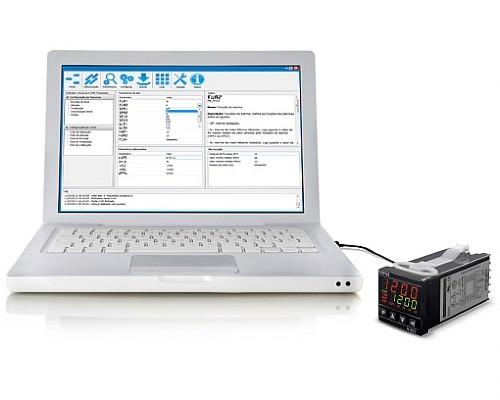 Controlador Universal N1200-USB Novus