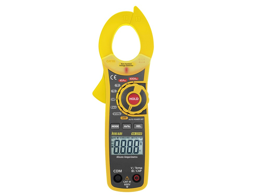 Alicate Amperímetro Digital HA-3310