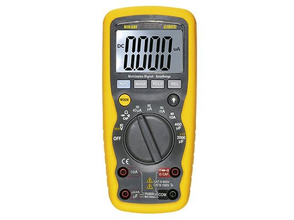 Multímetro Digital HM-2200