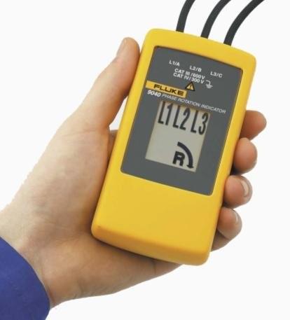 Indicador De Rotação De Fases FLUKE-9040