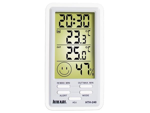 Termo-Higrômetro Digital HTH-240 - 21N146