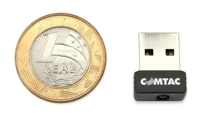 Adaptador USB 2.0 Nano Wifi N150Mbps 9180