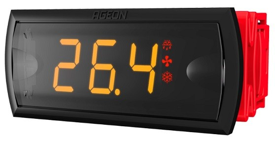Controlador de Temperatura K114 Ageon