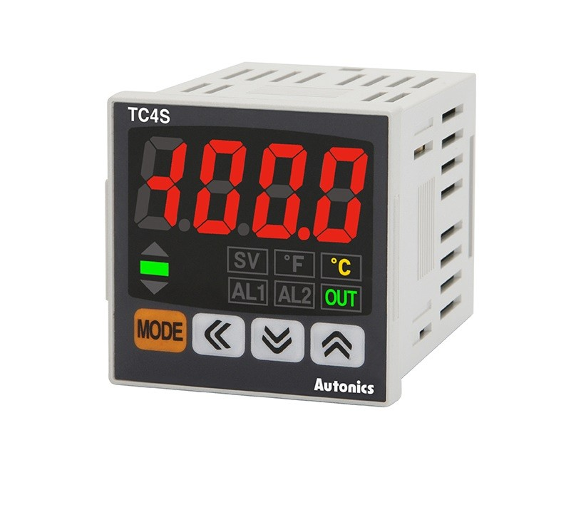 TC4S-12R Controlador de Temperatura Autonics