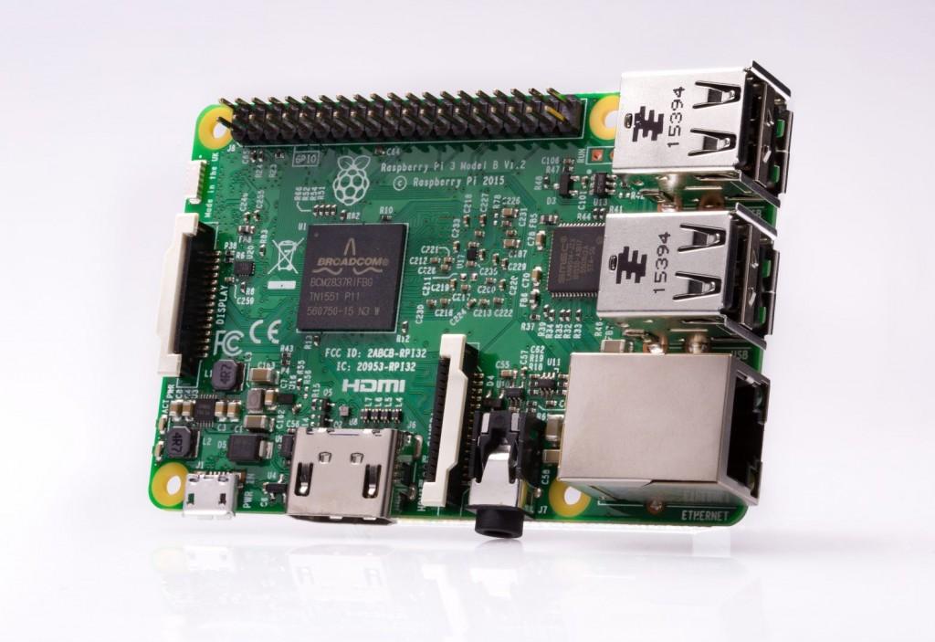 Raspbarry PI 3 Modelo B