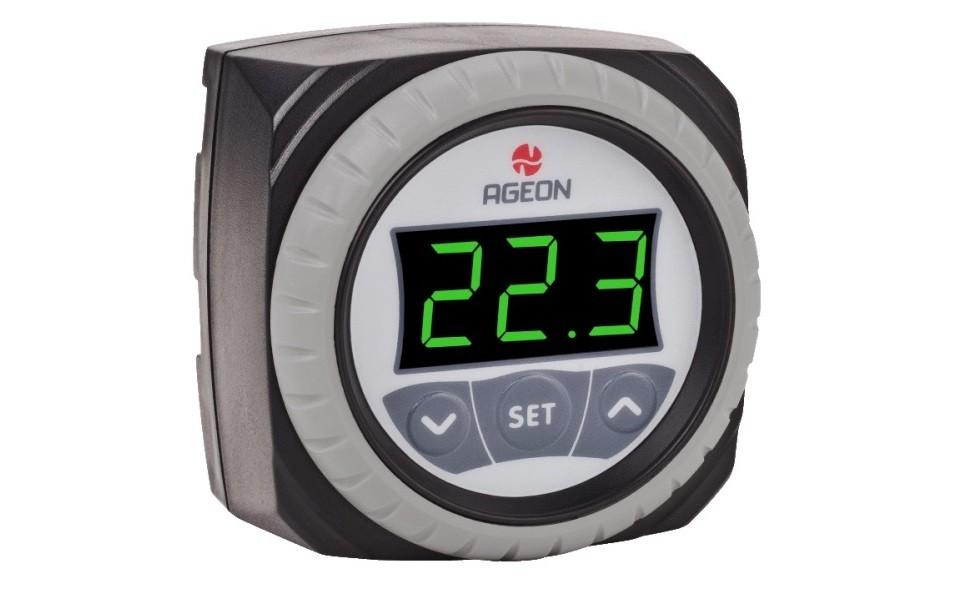 Controlador de Temperatura H104 Color