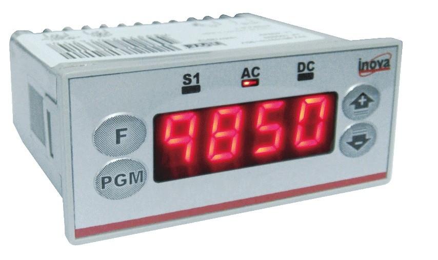 Amperímetro Digital INV-98102