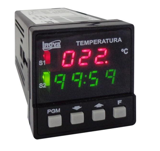 Controlador de temperatura digital INV-5802