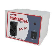 Inversor de frequência  24V 300VA SAIDA 127/220VAC