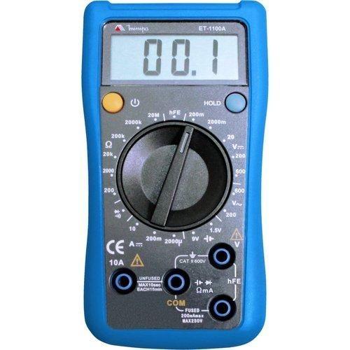 Multímetro Digital ET-1100A / ET-1110A