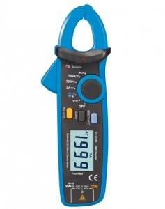 Mini Alicate Amperímetro Digital ET-3320A