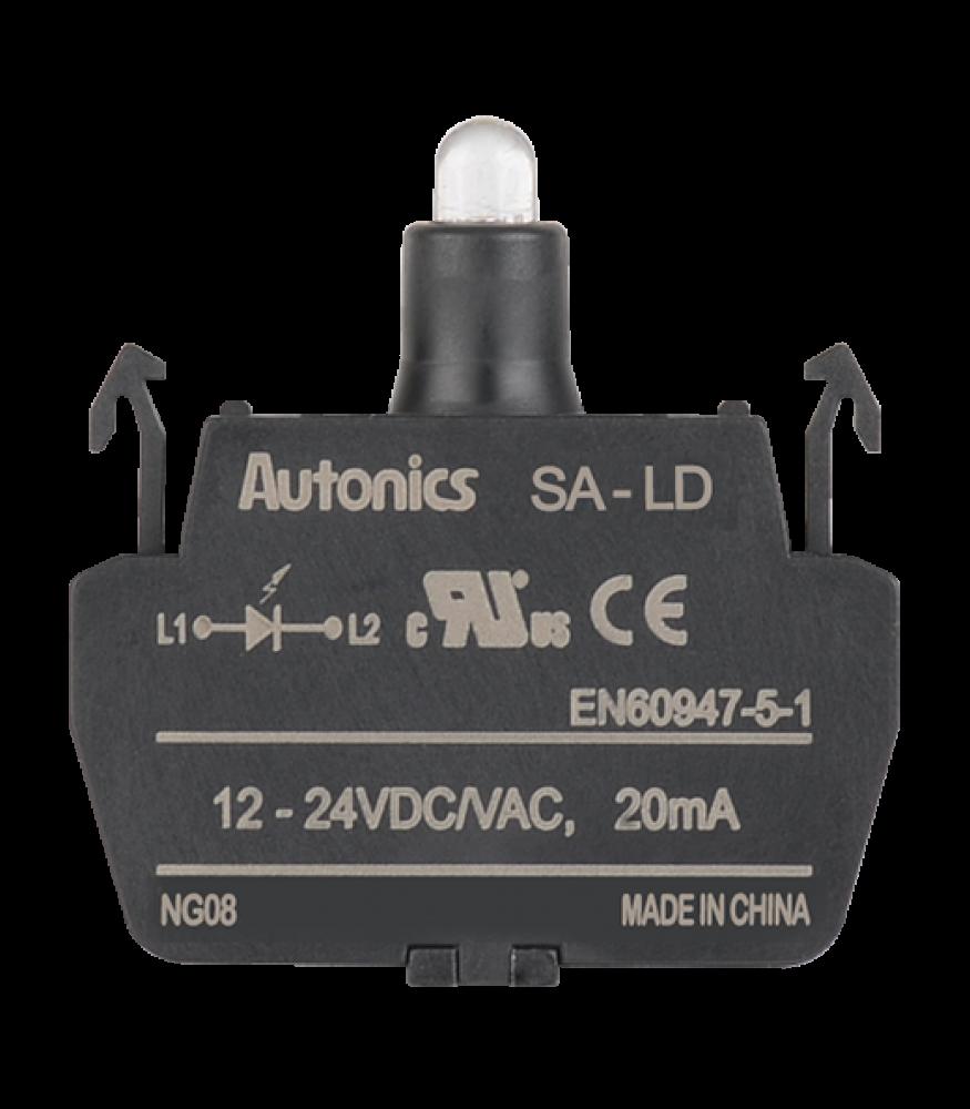 Bloco de Iluminação 12-30VDC/VAC SA-LD