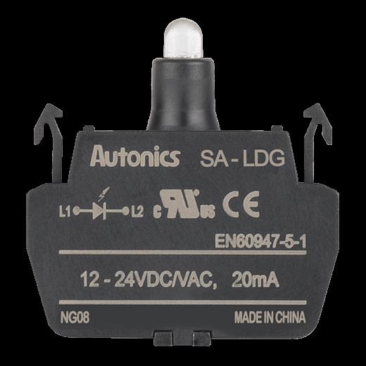 Bloco de Iluminação 12-24VDC/VAC SA-LDG