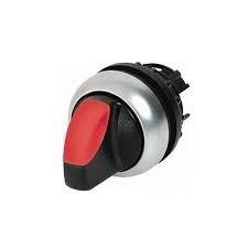 Botão 3 Posições Sem Retenção Iluminado M22-WLK3-R - 216835