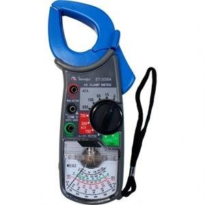 Alicate Amperímetro Analógico 600A - ET-3006A
