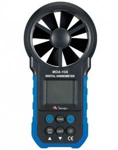 Anemômetro Digital MDA-10A