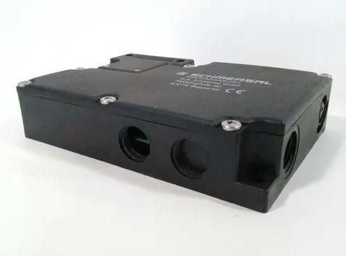 Chave de segurança AZM 161SK-12/12RK 24VAC DC