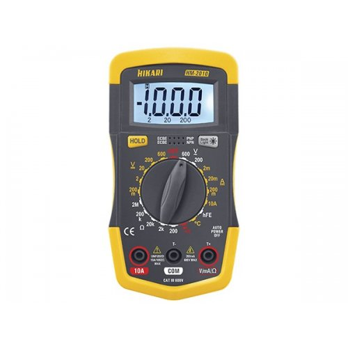 Multmetro digital hm 1100 eletrus componentes eletrnicos multmetro digital hm 2010 stopboris Image collections